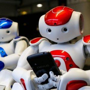همنشینی با رباتها
